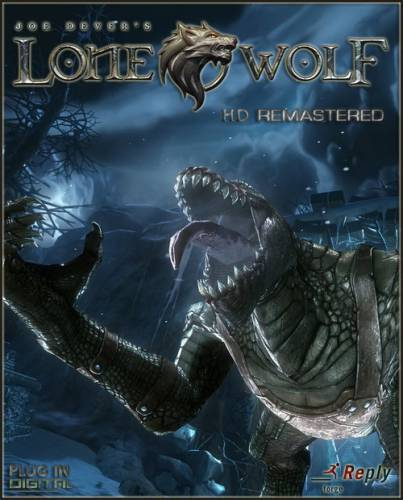 Joe Dever's: Lone Wolf - HD Remastered (2014-2016/RUS/ENG/License)
