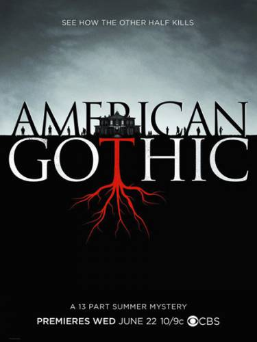 ������������ ������ / American Gothic (1 �����/2016) HDTVRip