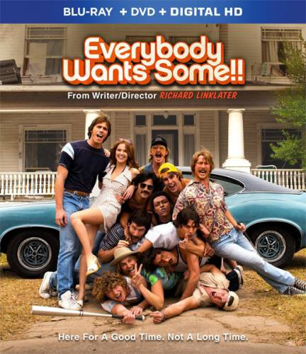 Каждому своё / Everybody Wants Some!! (2016) BDRip/720p/1080p/HDRip