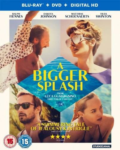 Большой всплеск / A Bigger Splash (2015) BDRip/720p/HDRip