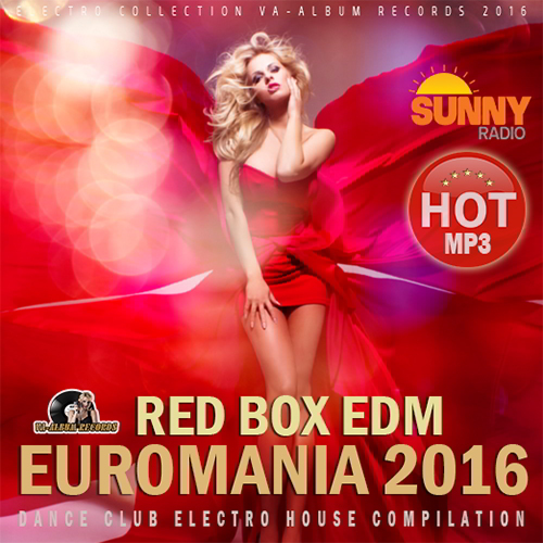 Red Box EDM: Euromania Set (2016)