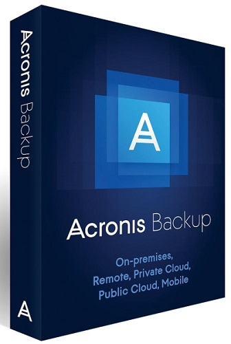 Acronis Backup 12.0.3500 + SharePoint Explorer + BootCD (2016/RUS/ENG)