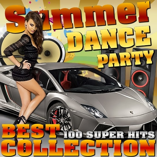 Summer Dance Party - Best Collection (2016)