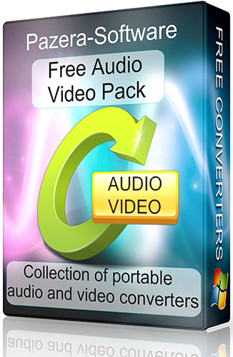 Pazera Free Audio Video Pack 2.11 Portable (ML/RUS) 2016