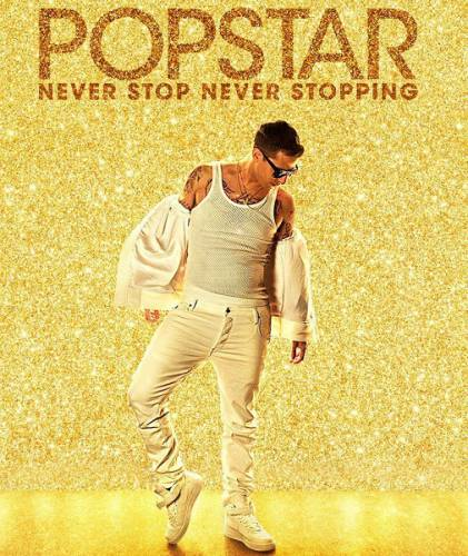 ���-������: �� ����������, �� �������������� / Popstar: Never Stop Never Stopping (2016) BDRip/720p/HDRip