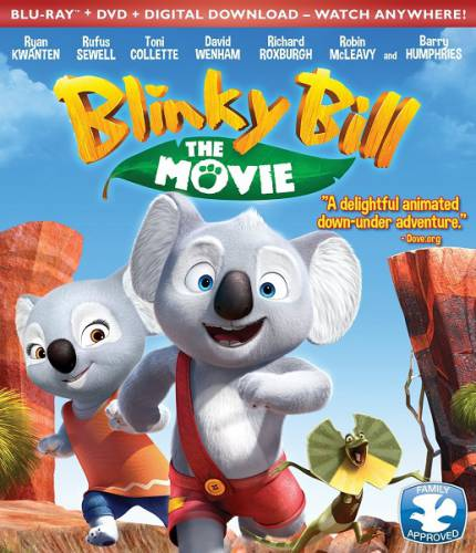 Невероятный Блинки Билл / Blinky Bill the Movie (2015) BDRip/720p/1080p/HDRip