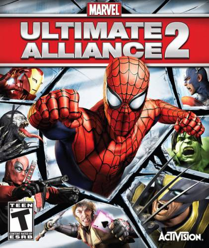 Marvel: Ultimate Alliance 2 (2016/ENG)