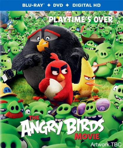 Angry Birds � ���� / The Angry Birds Movie (2016) BDRip/720p/1080p/HDRip