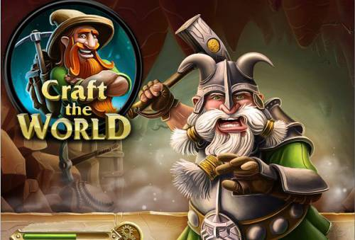 Craft The World v1.3.003 (2016/RUS/MULTI9/PC) Portable + DLC
