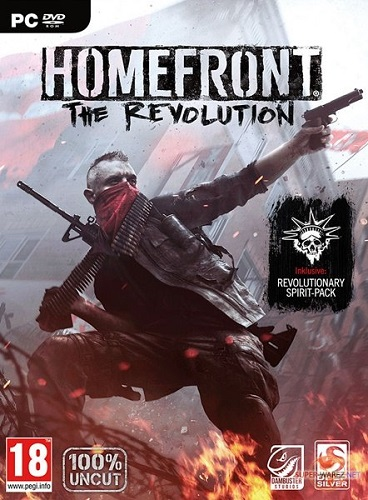 Homefront: The Revolution (2016/RUS/ENG/RePack)