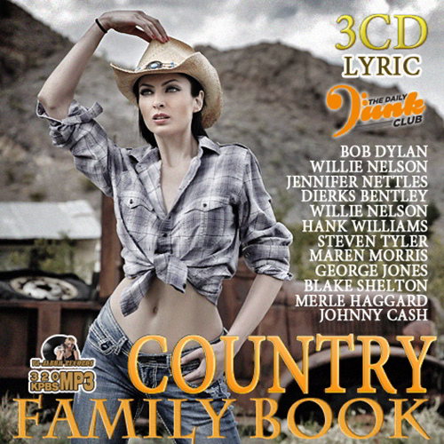 Country Family Book (2016)