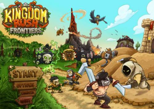 Kingdom Rush: Frontiers (2016/RUS/ENG/PC) Portable