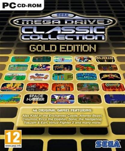 SEGA Mega Drive and Genesis Classics Collection (2016/ENG)