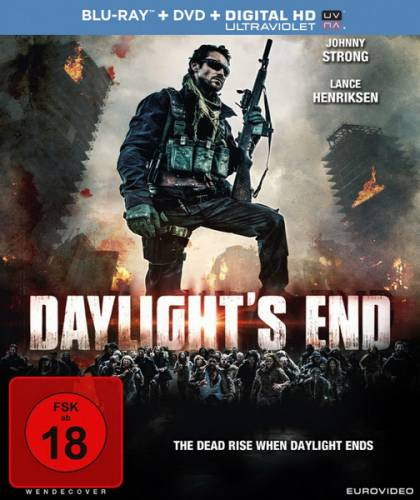 Конец дня / Daylight's End (2016) BDRip/720p/HDRip