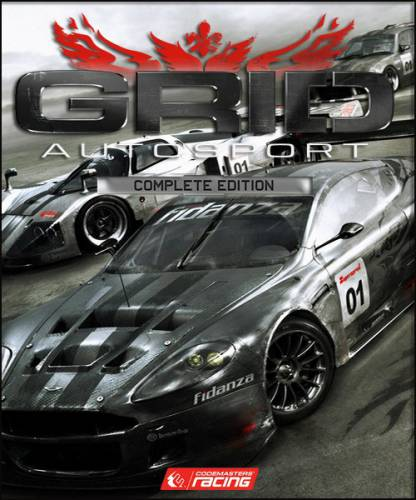 GRID Autosport: Complete Edition (2014-2016/RUS/ENG/RePack by VickNet)