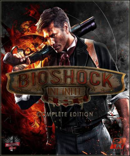 BioShock Infinite: The Complete Edition (2014/RUS/Repack)
