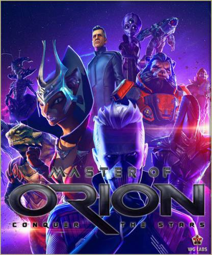 Master of Orion (2016/RUS/ENG/RePack by R.G. Freedom)
