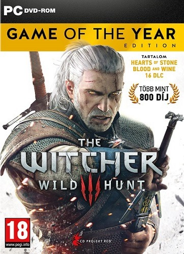 The Witcher 3: Wild Hunt - Game of the Year Edition (2016)