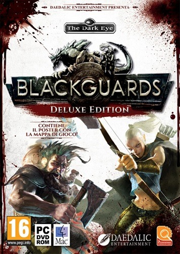 Blackguards: Deluxe Edition (2014/RUS/ENG/MULTi13)