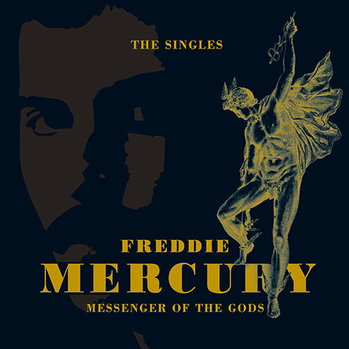 Freddie Mercury - Messenger Of The Gods: The Singles Collection (2016) 2CD