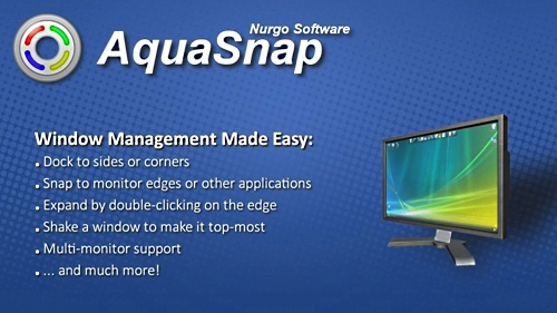 AquaSnap 1.18.0 + Portable (ML/RUS) 2016