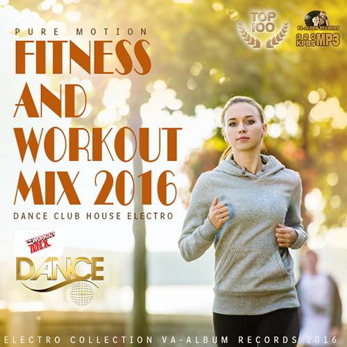 Fitness And Workout Mix (2016)