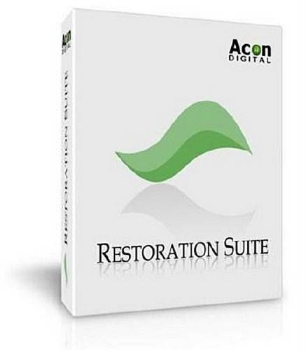 Acon Digital Restoration Suite 1.7.3 VST, VST3, AAX
