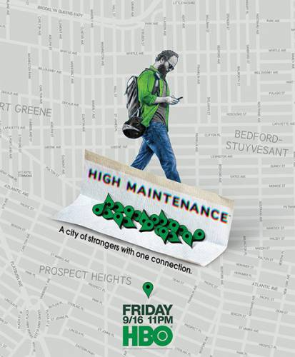 Кайф с доставкой / High Maintenance (1 сезон/2016) HDTVRip