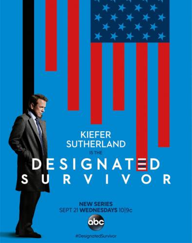 Последний кандидат / Designated Survivor (1 сезон/2016) WEB-DLRip/HDTVRip
