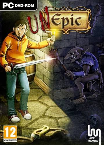 UnEpic (2014-2016/RUS/ENG/License)