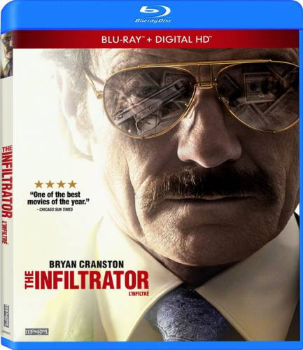 ����� ��� ���������� / The Infiltrator (2016) BDRip/720p/HDRip