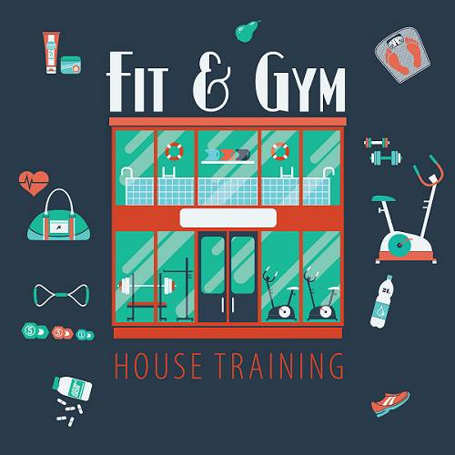 Fit & Gym House Training (2016)