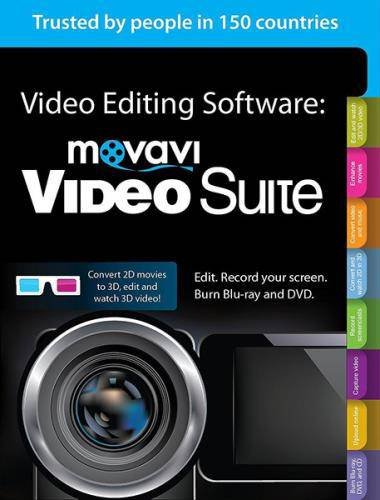 Movavi Video Suite 15.4.0 Portable