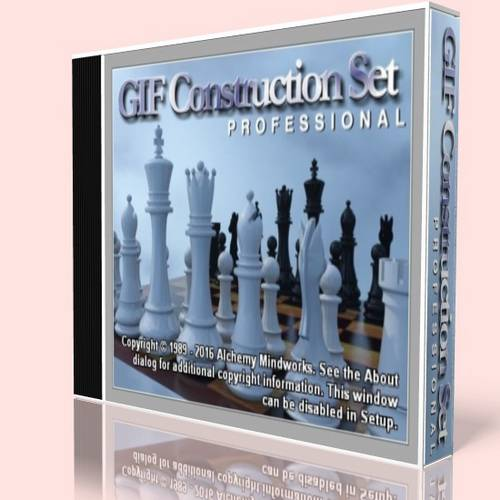 GIF Construction Set Professional 7.0a Revision 1 + Rus