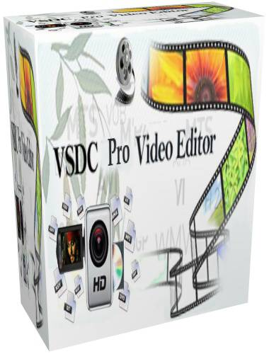 VSDC Pro Video Editor 5.5.0.601 Multi/Rus Portable
