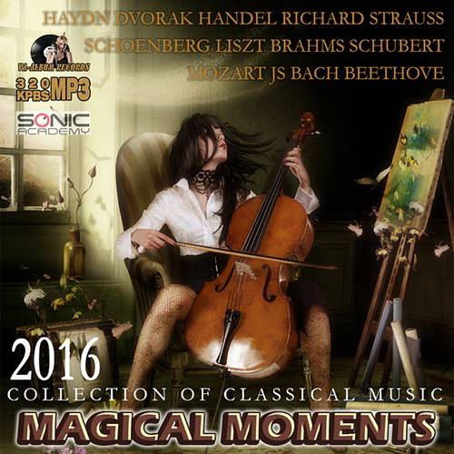 Magical Moments: Сlassics Сollection (2016)