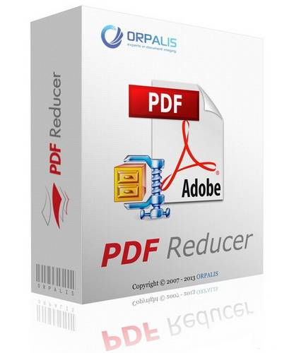 ORPALIS PDF Reducer Professional 3.0.11 (ML/RUS/2016) Portable