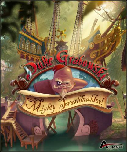 Duke Grabowski, Mighty Swashbuckler (2016/ENG/GER/License)