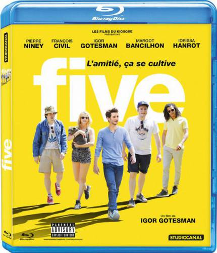 Пятеро / Five (2016) BDRip/720p/1080p/HDRip
