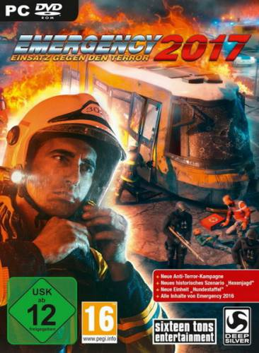Emergency 2017 (2016/ENG/Multi/License)