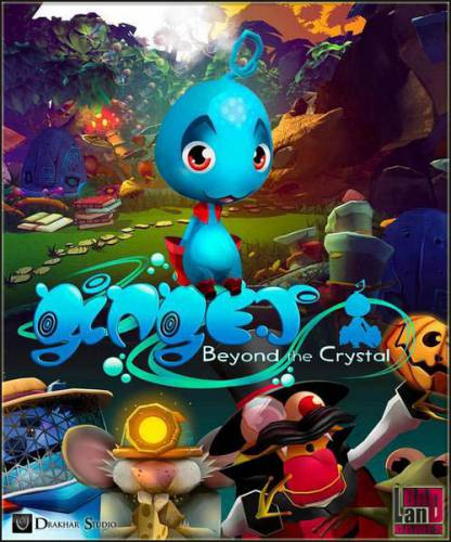 Ginger: Beyond the Crystal (2016/RUS/ENG/RePack от R.G. Freedom)