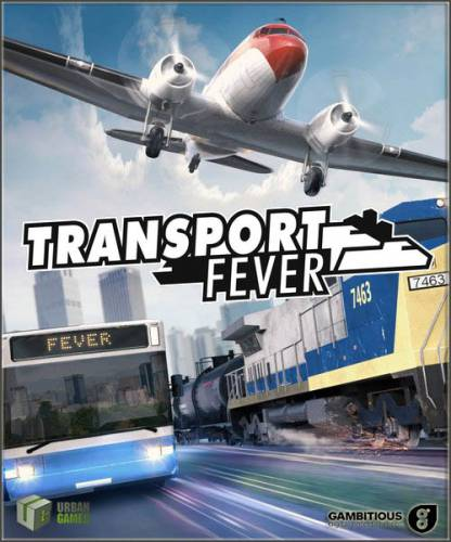 Transport Fever (2016/RUS/ENG/Multi/RePack by R.G. Catalyst)