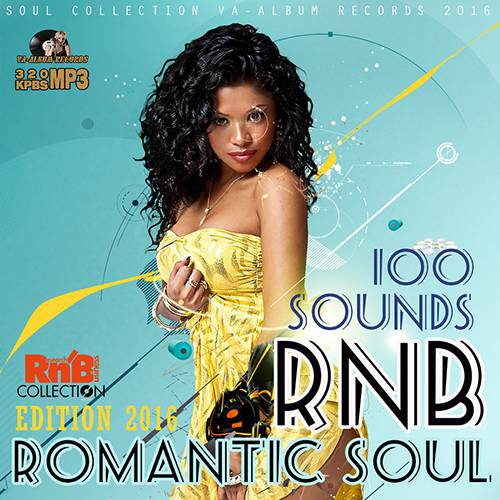 Romantic Soul RnB (2016)