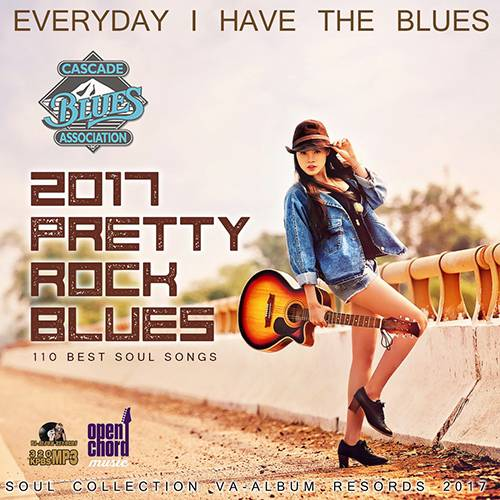 Pretty Rock Blues (2017)