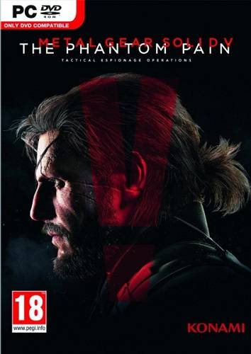Metal Gear Solid V: The Phantom Pain (2015/RUS/ENG/MULTi8/RePack)