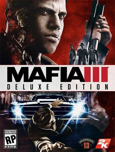 Mafia III - Digital Deluxe Edition (2016/RUS/ENG/MULTi13)