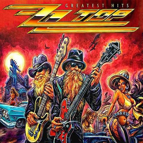 ZZ Top - Greatest Hits 2CD (2017)