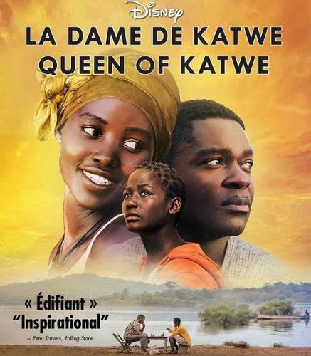 Королева Катве / Queen of Katwe (2016) BDRip/720p/HDRip
