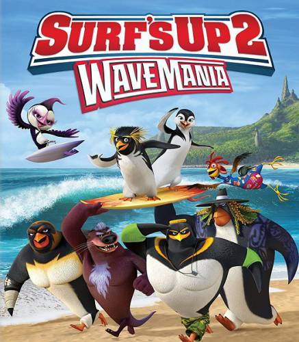 Лови волну 2 / Surf's Up 2: WaveMania (2017) WEB-DL/720p/1080p/WEB-DLRip