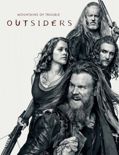 Изгои / Outsiders (2 сезон/2017) WEB-DLRip/HDTVRip